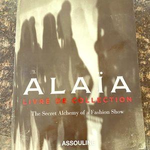Alaia Book